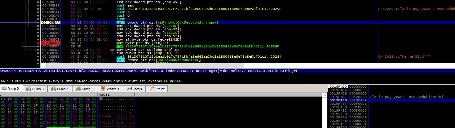 Malware lu - AZORult stealer